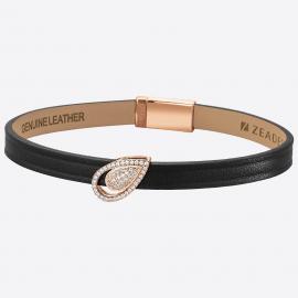 Bracelet SPLASH 6S Black IPR