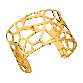LES GEORGETTES CUF GOLD SHI BARRETTE 25MM 7028388 01 08 000