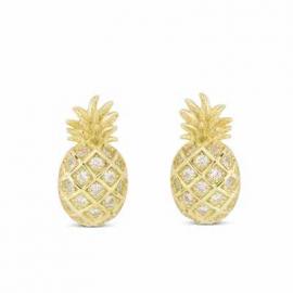 Pendientes Pineapple EH152Y00