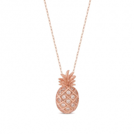 Necklace Pineapple NH060R00