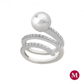 Majorica SOLFEO ring