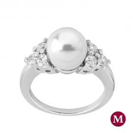 Majorica TIMELESS ring