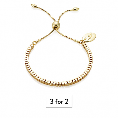 Unity Friendship Bracelet - Gold