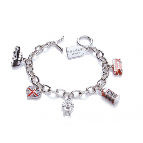 Best of London Charm Bracelet