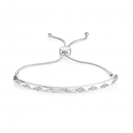 Notting Hill Friendship Bracelet - Silver