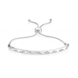 Notting Hill Friendship Bracelet - Silver