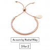 Unity Friendship Bracelet - Rose Gold