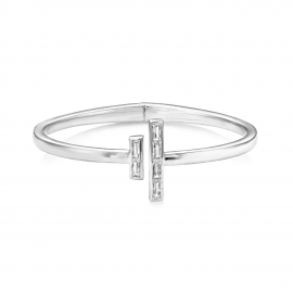 Adelphi T Open Bangle Model CZBA152