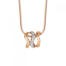 Bayswater Pendant - Rose Gold Model GN1140