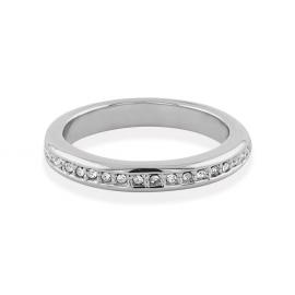 Buckley London Shoreditch Ring - Silver Model R522 L